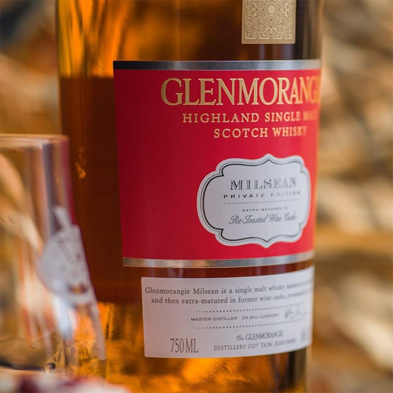Glenmorangie Milsean | Pear Charlotte
