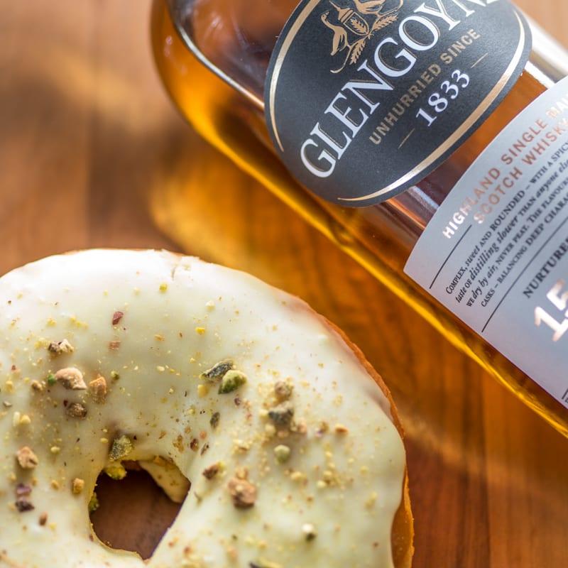 Glengoyne 15 | Lemon and Pistachio - Whisky and Donuts