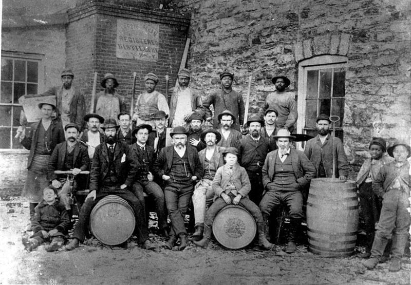 Tales of Nectar: How Bourbon Captivated America