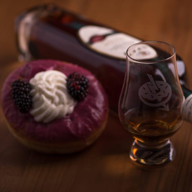 Spey 2007 Spirit of Speyside | Blackberry Sorbet - Whisky And Donuts
