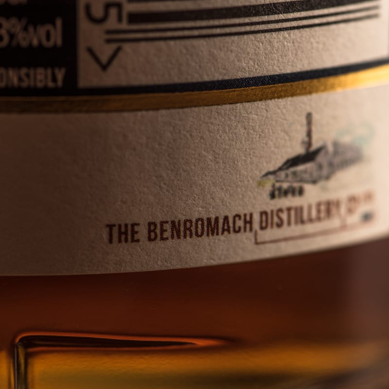 Benromach 15 Year Old | Chocolate Oreo & Fudge - Whisky And Donuts - WhiskyAndDonuts.com