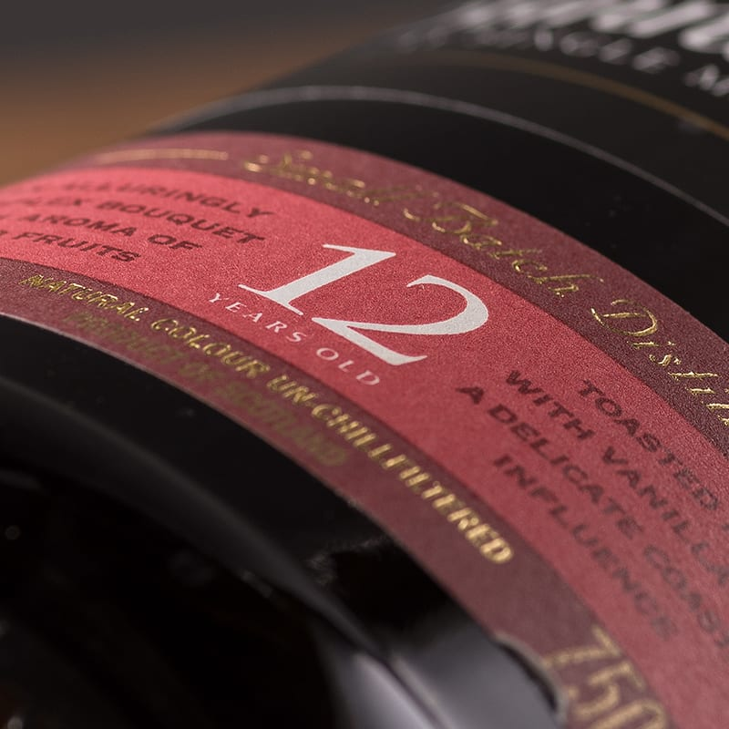 Bunnahabhain 12 | Orange Cherry & Pistachio Praline - Whisky And Donuts - WhiskyAndDonuts.com