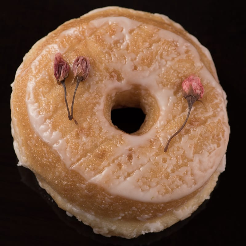 Virginia Distillery Co. Port Cask Finish | Vegan Cherry Blossom - Whisky And Donuts - WhiskyAndDonuts.com