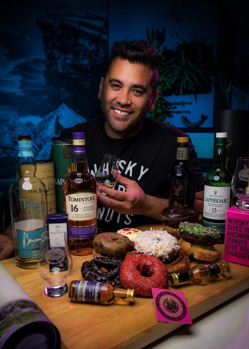 Here's Johnny - Spirit Of Speyside - Whisky And Donuts - WhiskyAndDonuts.com