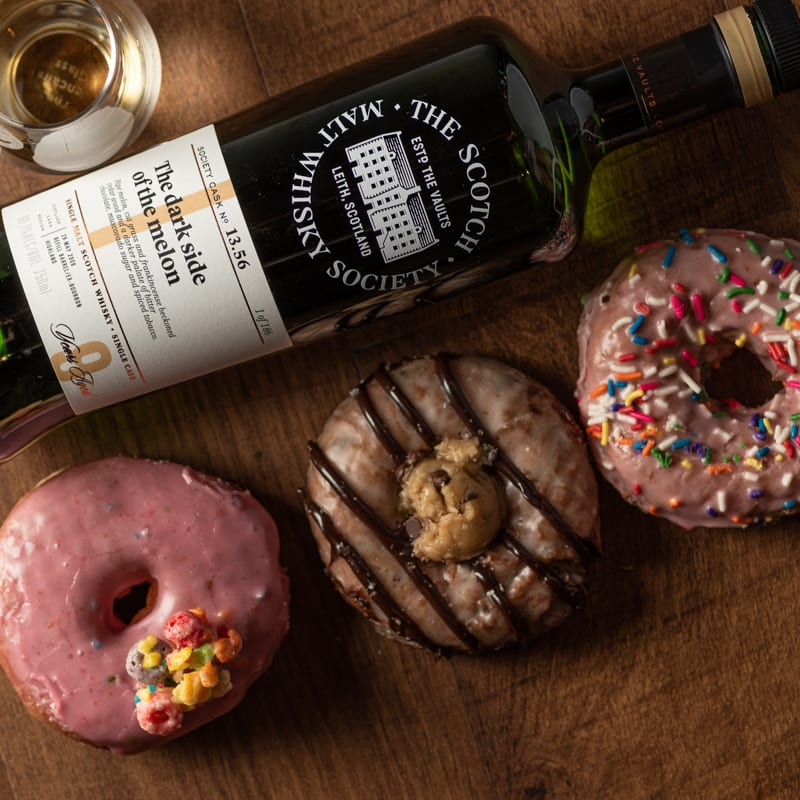SMWS 13.56 - Dark Side Of The Melon - Whisky And Donuts - WhiskyAndDonuts.com