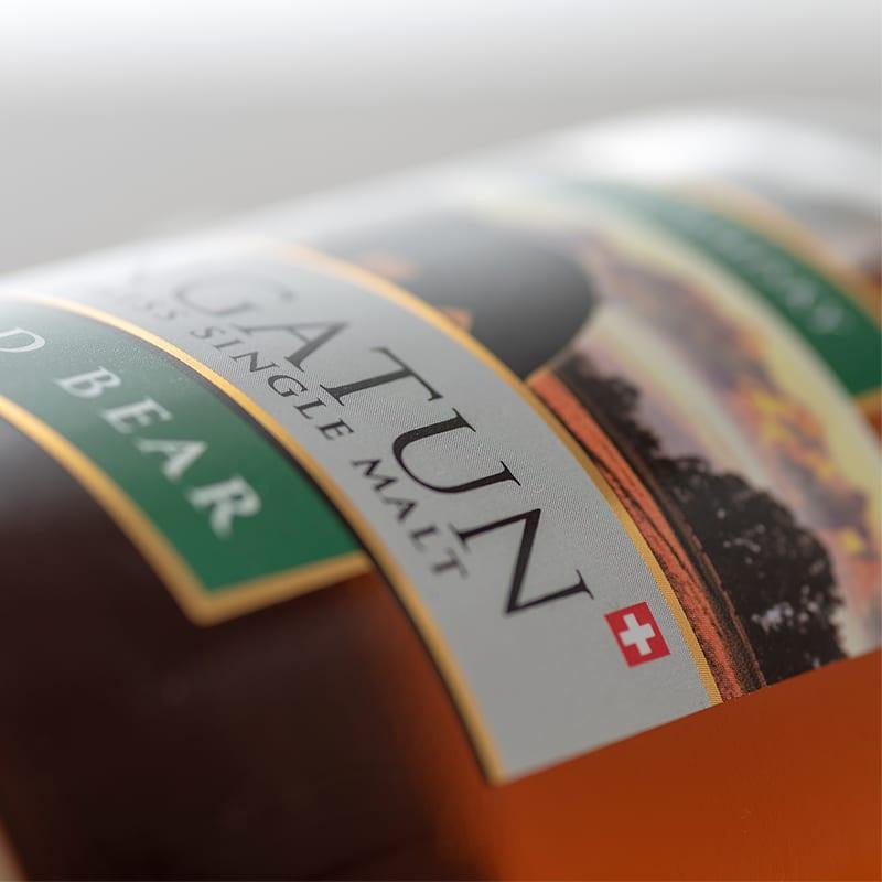 Langatun Old Bear | Pumpkin Panicotta Brûlée - Whisky And Donuts - WhiskyAndDonuts.com