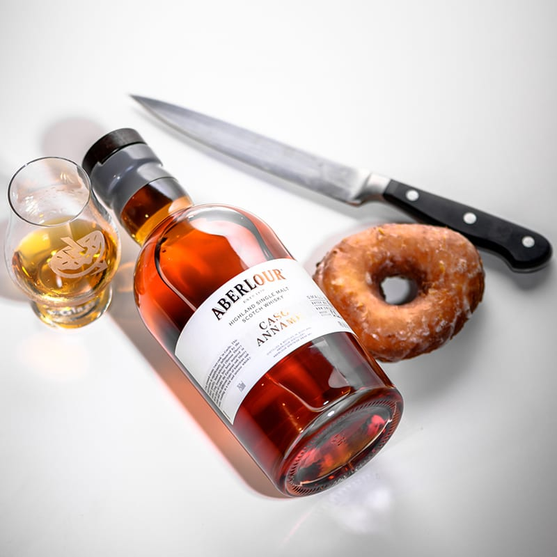 Aberlour Casg Annamh | Meyer Lemon - Whisky And Donuts - WhiskyAndDonuts.com